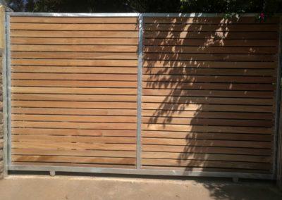Gates in Durban